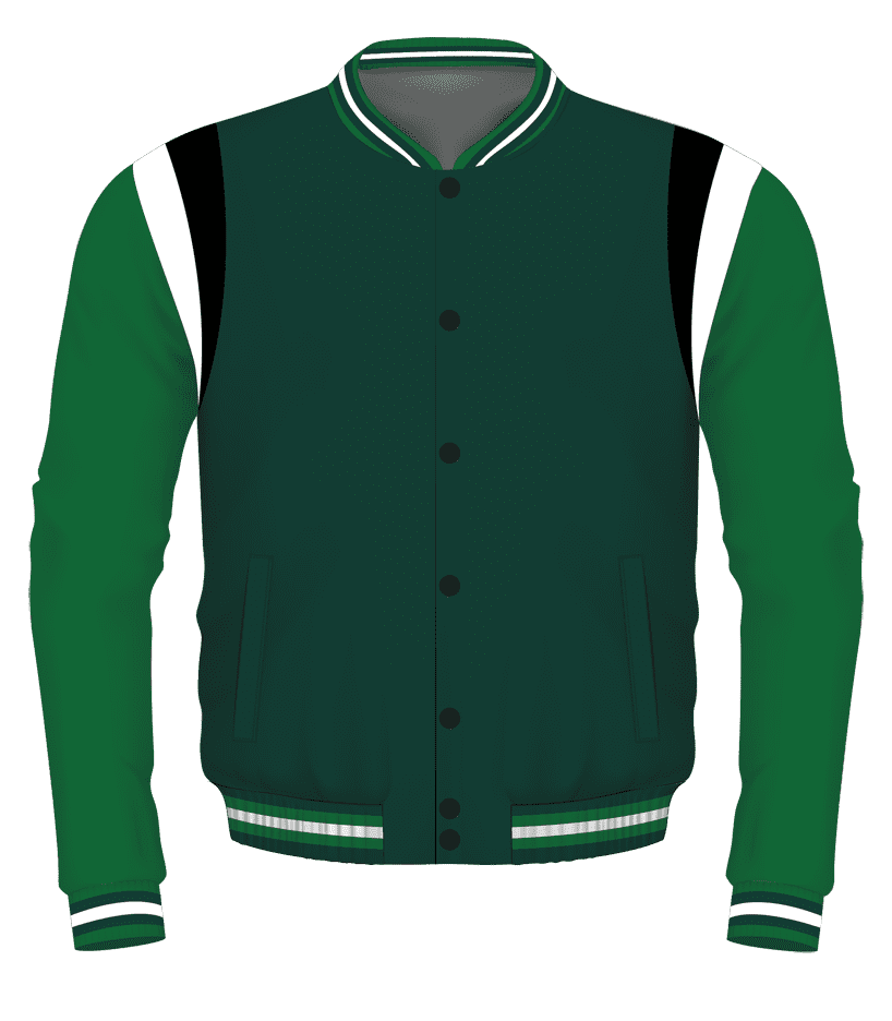 Bottle-Emerald-White